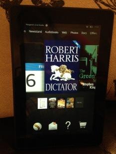 Books on my Kindle