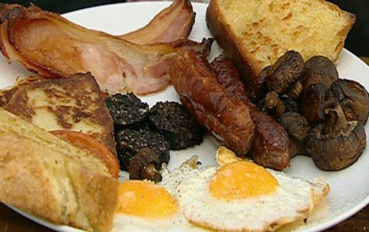 Ulster Fry by The Hairy Bikers, courtesy of the BBC: http://www.bbc.co.uk/guides/zgk7mp3