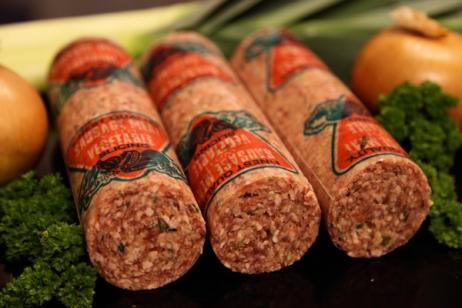 Vegetable Roll, courtesy of McCartneys of Moira