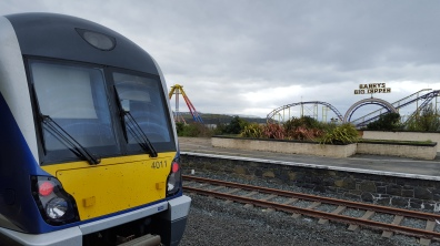 Portrush station, Northern Ireland
